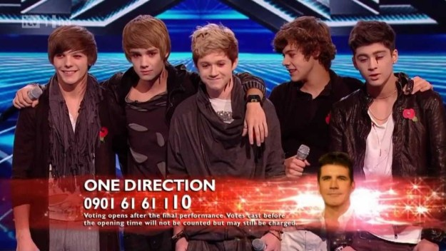 The X Factor days really messed with his confidence: