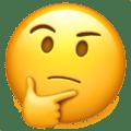 SooOOOooooo this is the non masculine emoji....