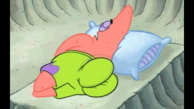 Patrick Starr? Oh, you knowww he's thick.