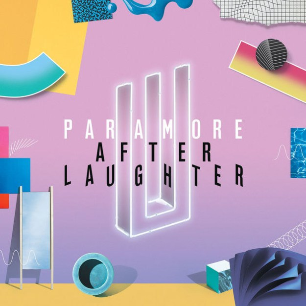 "Paramore released their fifth studio album After Laughter in May, backed by two lead singles (""Hard Times"" and ""Told You So"")."