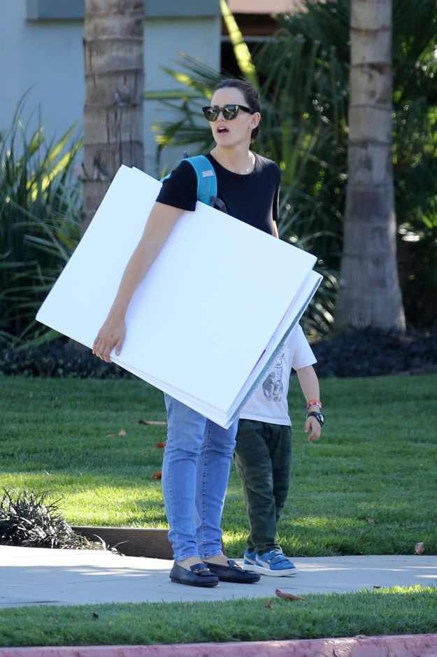 Giant whiteboards