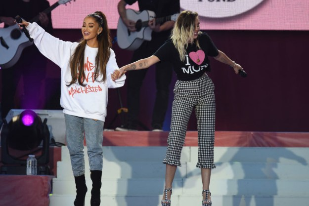 Ariana Grande hosted an incredible benefit concert last night in Manchester to raise money for victims of the terror attack at her concert on 22 May.
