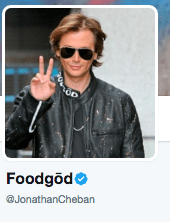"Jonathan fancies himself a bit of a foodie — he literally calls himself ""Foodgōd"", don't ask me why — so you would THINK he knows his way around a kitchen!"