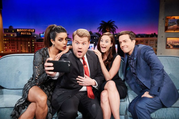 James Corden, honestly speaking, is a shining beacon of light in this trash-filled world of ours.