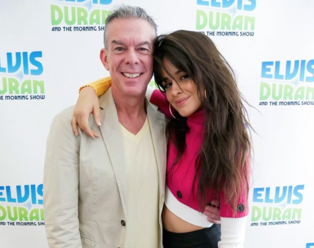 But what if I told you that Camila Cabello showed up to Elvis Duran's morning show today and said that SHE was almost the one who sang on it?!???!