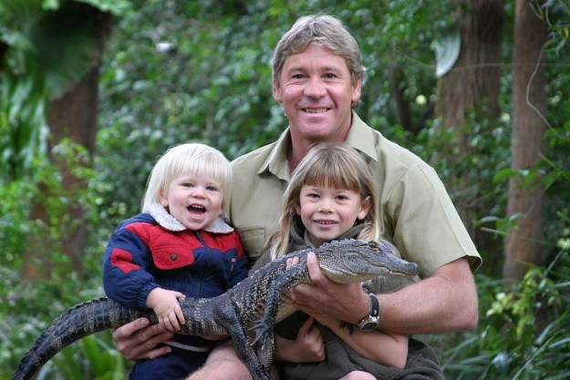 It's been almost 11 years since the world tragically lost Steve Irwin.