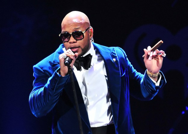 We're here to talk about the low-key hottest MC in the game for the past DECADE: FLO RIDA.