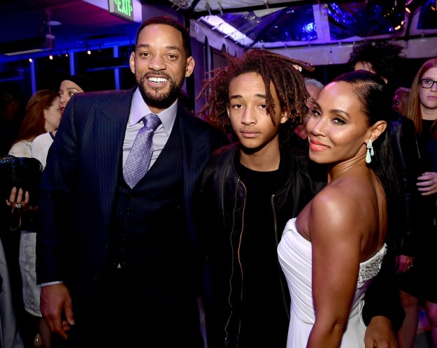Jaden Smith isn't just a musician, fashion icon, and one of the best people to follow on Twitter. He's also the son of two of the coolest people ever: Will Smith and Jada Pinkett Smith.