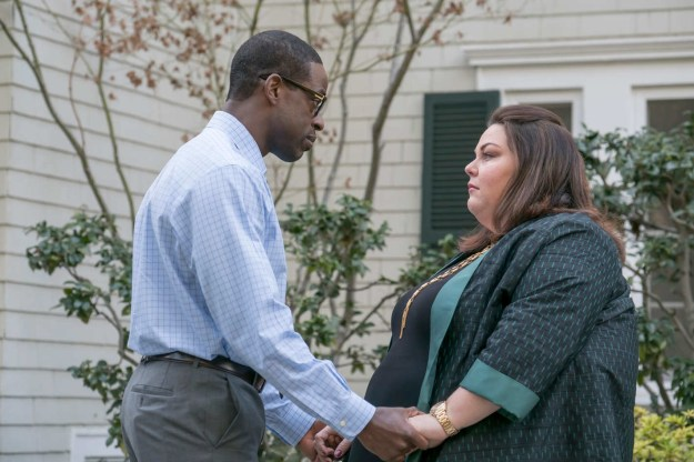 The show raked in 11 nominations: It's up for Outstanding Drama Series, two for Lead Actor in a Drama (Sterling K. Brown and Milo Ventimiglia), three for Guest Actor (Gerald McRaney, Denis O'Hare, and  Brian Tyree Henry), another for Supporting Actor (Ron Cephas Jones), and another for Supporting Actress (Chrissy Metz).