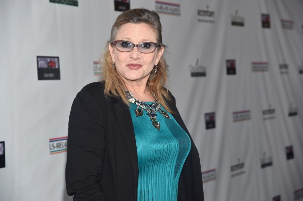 On Thursday, July 13, Carrie Fisher was nominated for an Emmy Award in the Outstanding Guest Actress in a Comedy Series category.