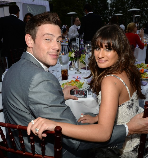 Rest in peace, Cory — you'll truly never be forgotten.