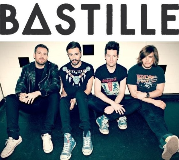 """Hello, silly Americans! You may have seen some references to """"Bastille Day"""" in the news today and wondered what that was all about. This date, July 14, is a day specifically designated to celebrate British indie band Bastille, of course!"""