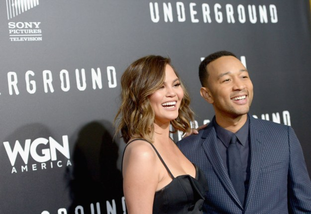 Being a celebrity power couple like John Legend and Chrissy Teigen must be a lot of work.