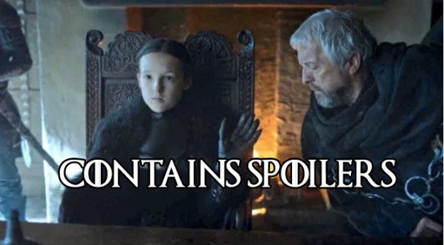 This post contains very mild spoilers for the Season 7 premiere of Game of Thrones.