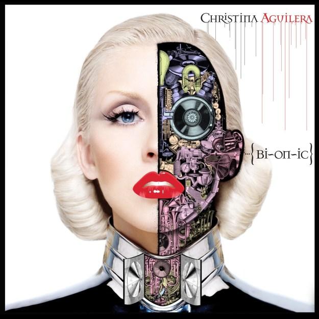 """""""Bionic"""" by Christina Aguilera"""