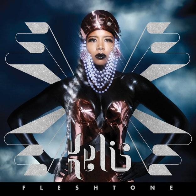 """""""Fleshtone"""" by Kelis"""