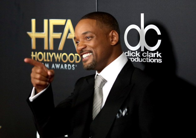 This is Will Smith — actor, producer, rapper, and one-time heir to the throne in the kingdom of Bel-Air.
