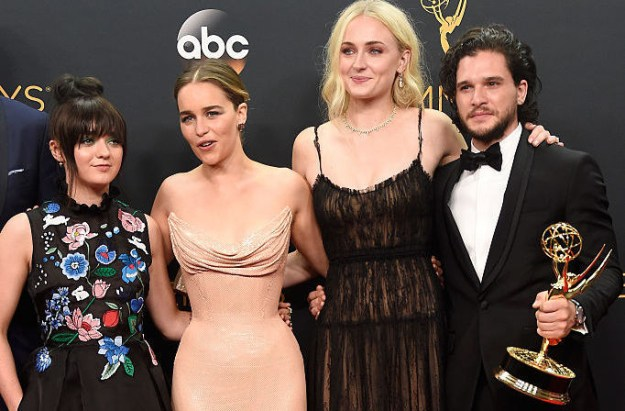 The Games of Thrones panel at San Diego Comic-Con on Friday may not have had Maisie Williams, Kit Harington, or Emilia Clarke...