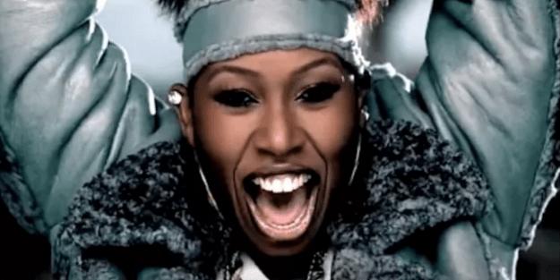 """Work It"" — Missy Elliott"
