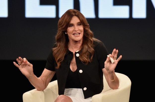 "Jenner has been an outspoken Trump supporter. On a 2016 episode of her E! series I Am Cait, Jenner said, ""He would be really good for women's issues."""