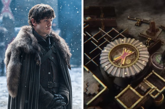 As every Game of Thrones fan will remember, last season Winterfell was ruled by sausage-lover Ramsay Bolton.
