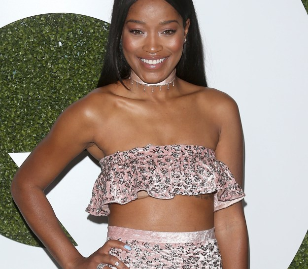 And Keke Palmer is one celebrity making that argument. During a recent interview with Yahoo! Beauty, the 23-year-old actress explained why social media makes it hard to remain authentic.