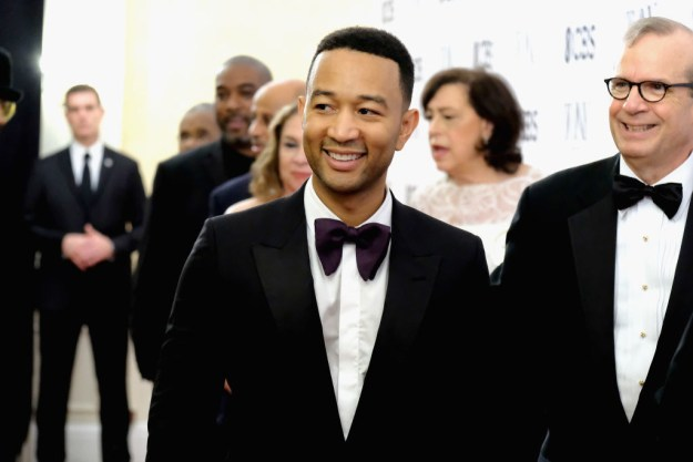 "Do you ever look at John Legend and think to yourself, ""Hmm, that dude looks kind of familiar""?"