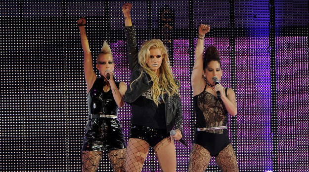 Fact: Kesha is one of the most successful and underrated pop stars of the past ten years.