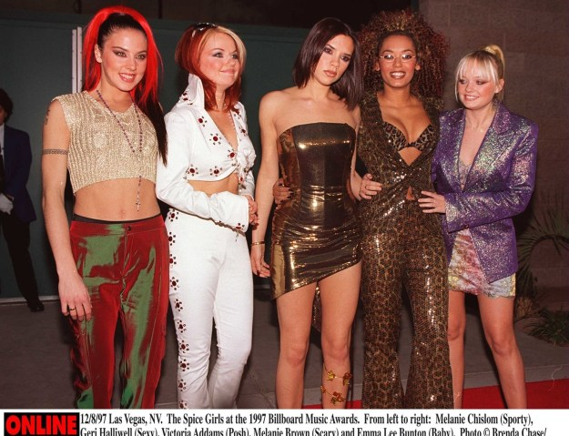 "The Spice Girls lit up the charts when they released their debut single ""Wannabe"" on January 7, 1997 (or July 8, 1996 if you're in the U.K.)."