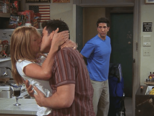 Maybe you think Joey and Rachel should have ended up together on Friends.