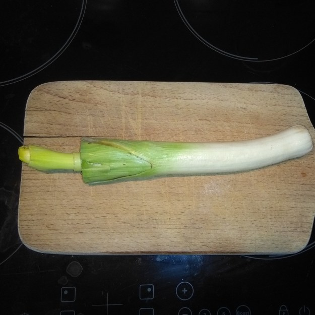 This leek-within-a-leek.