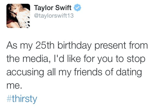 That time she made a b'day wish.