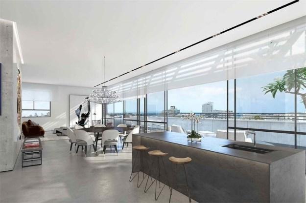 Tel Aviv, Israel: 2 BR Apartment ($815,706)