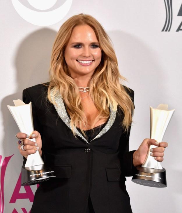 True fact: Miranda Lambert is a bona fide country music superstar.
