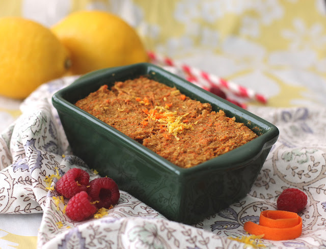 Cake for breakfast because it's full of all the ~healthy~ ingredients like carrots, quinoa, applesauce, and brown rice protein powder. Get the recipe here. Protein: 19g