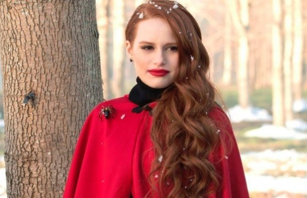 Madelaine Petsch is best known for her role as Cheryl Blossom on Riverdale who, IMO, is the baddest bitch on that show 'cause girl is crazy AF (but, like, in a good way?).