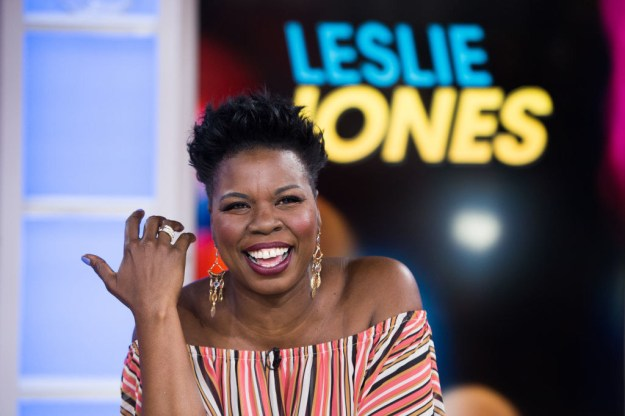 This isn't up for debate: Leslie Jones is an absolute legend, a joy, a wonderful goddess-like human being, and we must protect her at all costs.