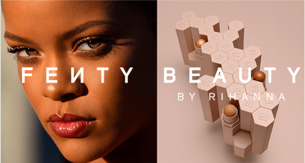 After only two days on the market, the people/makeup gods have spoken: Rihanna's Fenty Beauty is the best thing EVER.