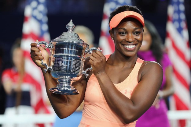 ICYMI, this past weekend she won the US Open.