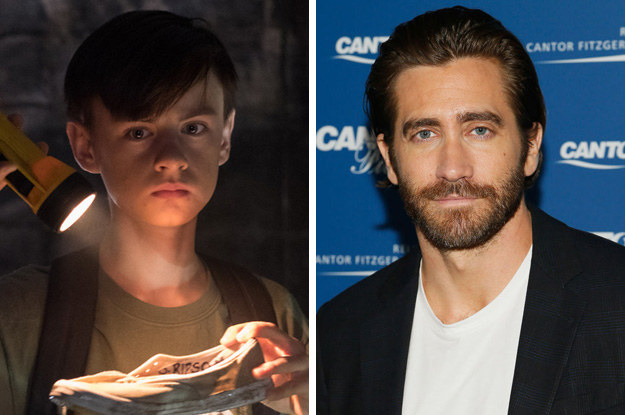 """William """"Bill"""" Denbrough (played by Jake Gyllenhaal as an adult):"""