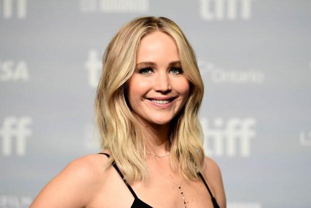 You know Jennifer Lawrence, right?