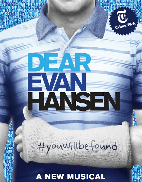 So, the hit Broadway musical Dear Evan Hansen is kind of a big deal. Like, it just won six Tony awards, including Best Musical.