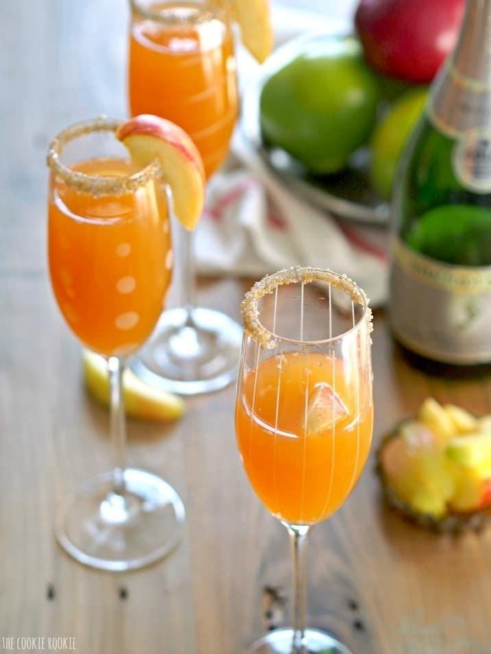 Orange juice, step down. Get the recipe.