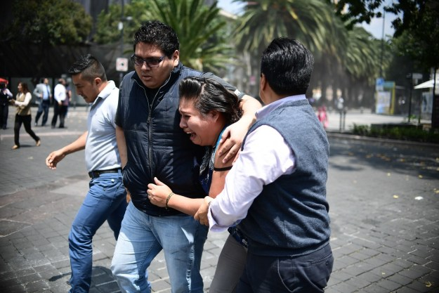 The devastating 7.1 magnitude earthquake that rocked central Mexico, has reportedly killed over 225 people and left nearly 1900 people injured.