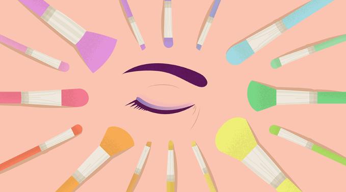 Resultado de imagem para curso de maquiagem online png