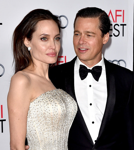 She was also 1/2 of one of the most famous couples in all of stardom: Brangelina.