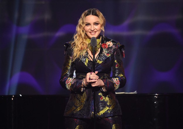 Well, it seems that nobody is immune from this experience. Not even a world-famous pop legend named Madonna.