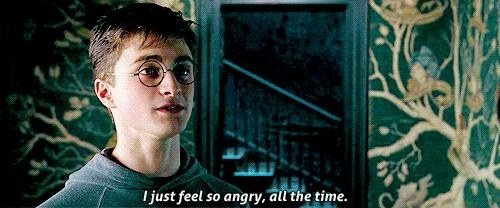 I'm 100% convinced that Harry should've NEVER ended up with Ginny. There, I said it! #SorryNotSorry