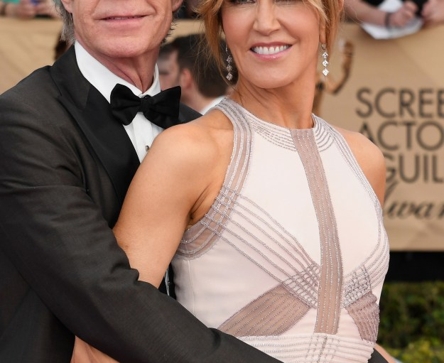 Today, celebrity couple Felicity Huffman and William H. Macy celebrate their 20-year wedding anniversary!