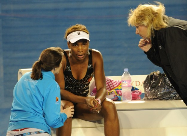 It's hard to believe that not so long ago, it looked like Venus might retire after being diagnosed with illness.